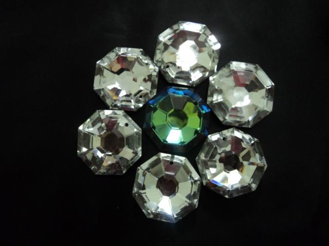 Piedras de Cristal.-